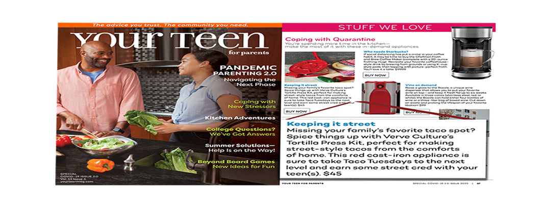 Your Teen Magazine- Special COVID 19 Issue 2.0