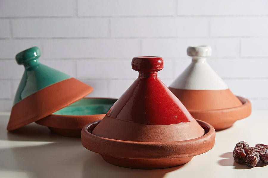 Moroccan Cooking Tagine for Two - Contemporary