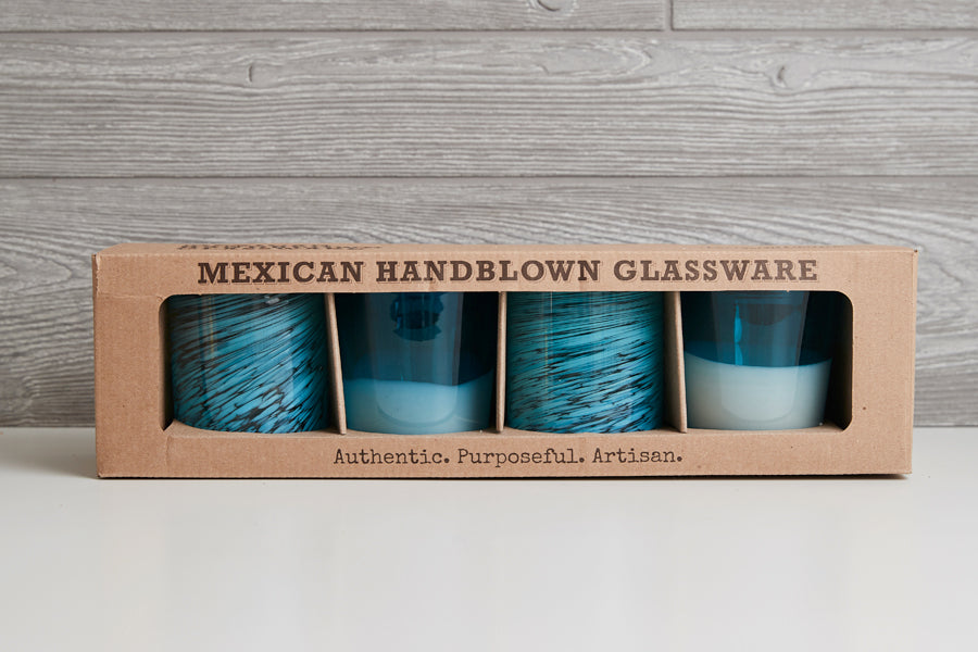 Handblown Glasses