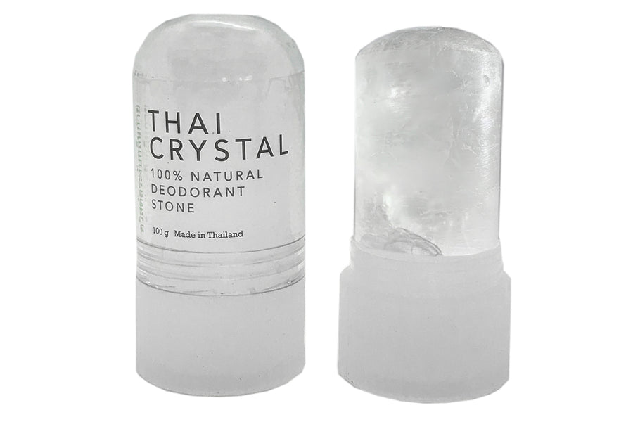 Thai Crystal Deodorant Stone - 100% Natural