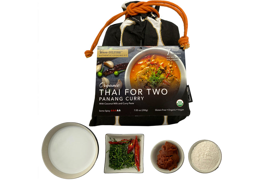 Thai for Two - Organic Panang Curry Kit