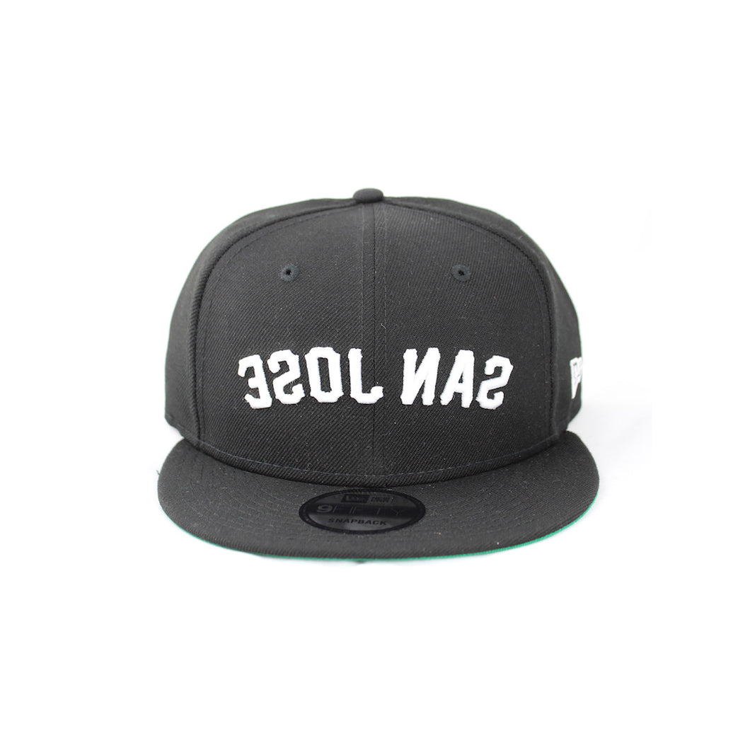 ESOJ NAS New Era 9Fifty Snapback - Black