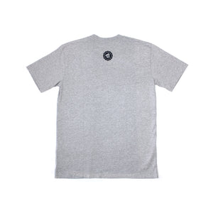 Headliners Collegiate Tee - Athletic Heather