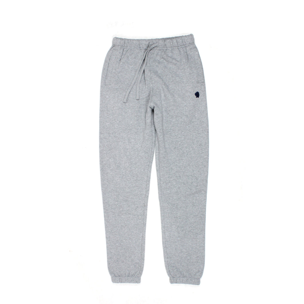 Paperboy Fleece Track Pants - Heather Grey