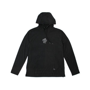 HL Sports NewEra Hoodie Shirt - Black