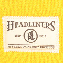 Load image into Gallery viewer, Headliners Cuff Knit Beanie