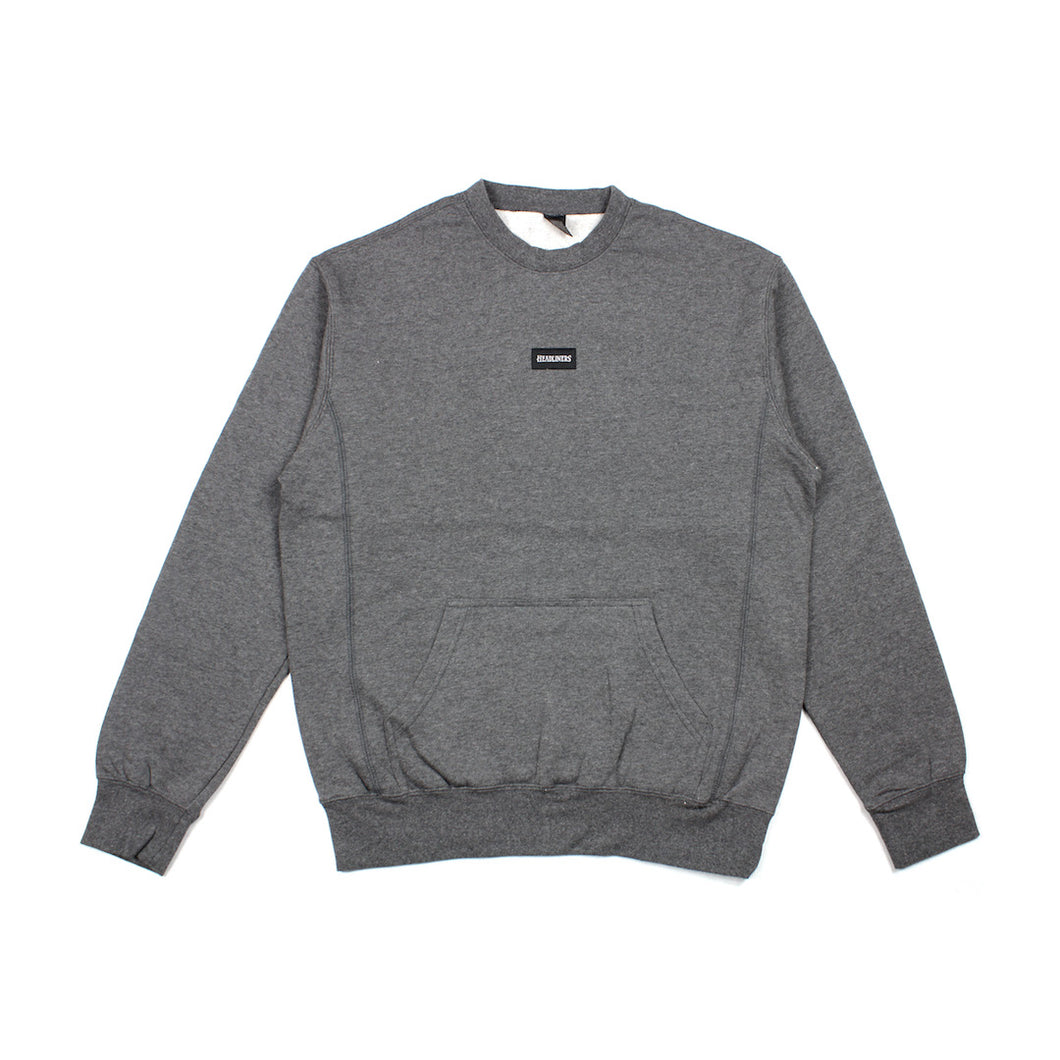 Headliners Pocket Crewneck Sweater