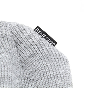 Headliners Ribbed Cuffed Knit Beanie
