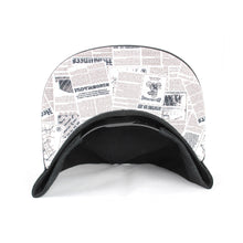 Load image into Gallery viewer, New English HL Snapback - Black