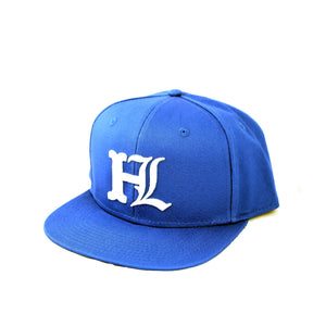 New English HL Snapback - Royal Blue