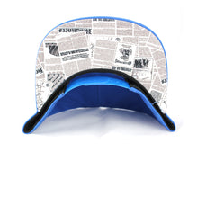 Load image into Gallery viewer, New English HL Snapback - Royal Blue