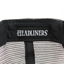 Load image into Gallery viewer, New English HL Trucker Snapback - Black
