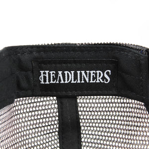 New English HL Trucker Snapback - Black