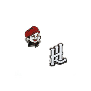 Headliners Enamel Pin Set