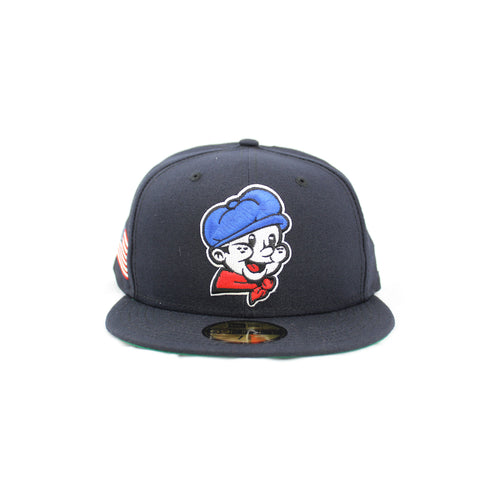 Paperboy USA New Era 59Fifty Fitted - Navy
