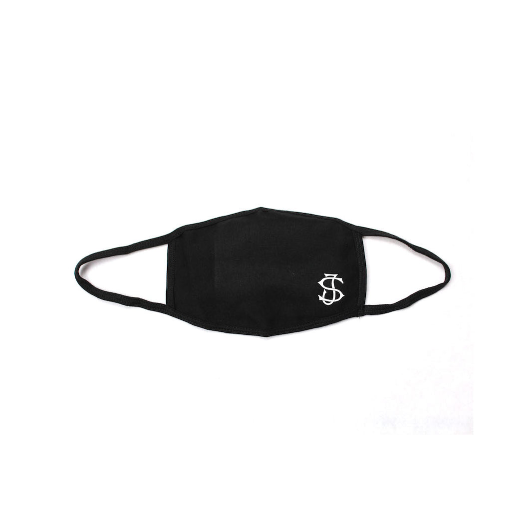 SJ Momogram Face Mask