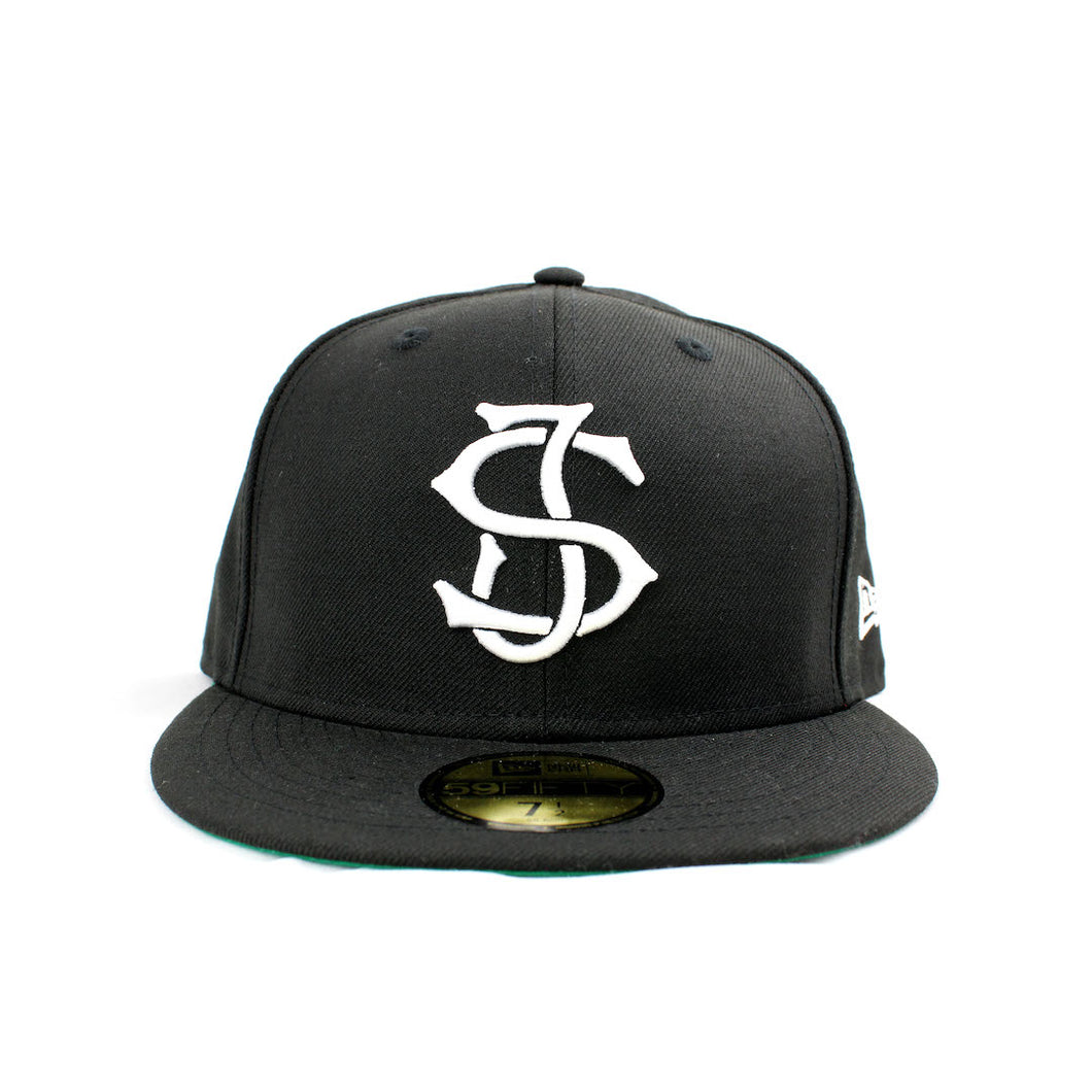 SJ Monogram New Era 59Fifty Fitted