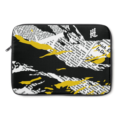 News Tiger Camo Laptop Sleeve