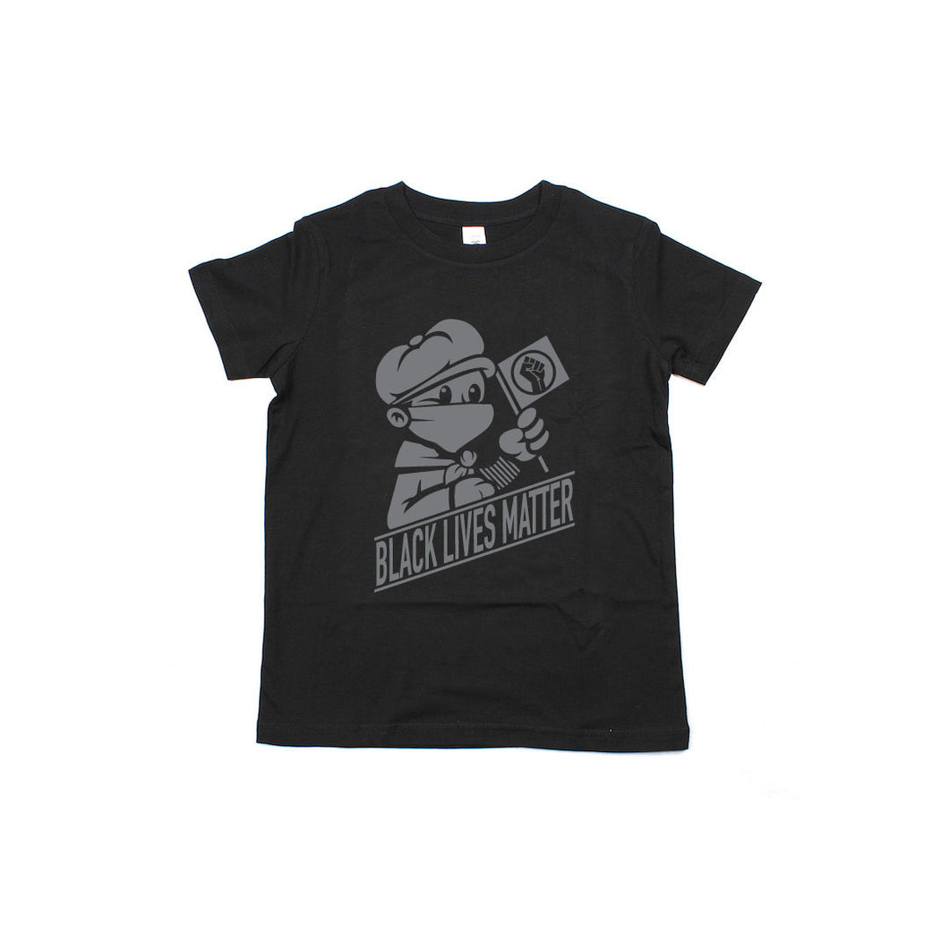 Youth Paperboy BLM Tee