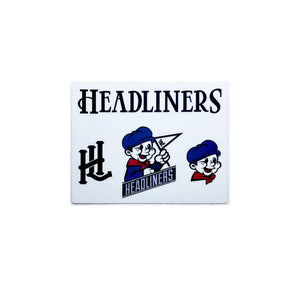 Headliners Sticker Sheet
