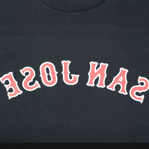 ESOJ NAS Red Sox Tee - Navy