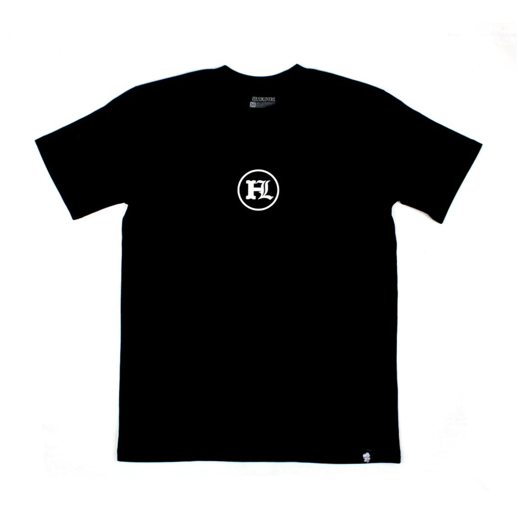 New English HL Tee - Black