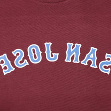 Load image into Gallery viewer, ESOJ NAS Red Sox Tee - Maroon