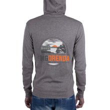 Load image into Gallery viewer, The Big Orenda, LLC Unisex Zip Hoodie