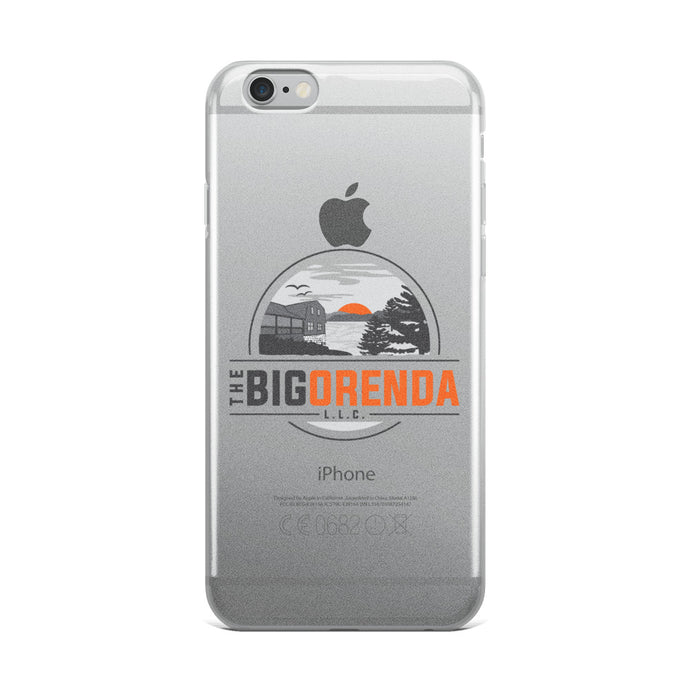 The Big Orenda, LLC iPhone Case