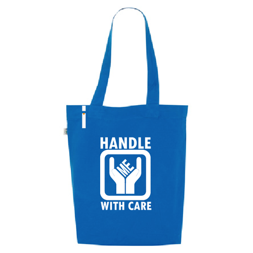 Tote bag HANDLE WITH CARE