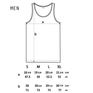 Loose fit tank top STARTUP