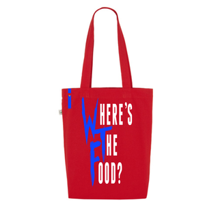 Tote bag WHERE'S THE FOOD? vol 2