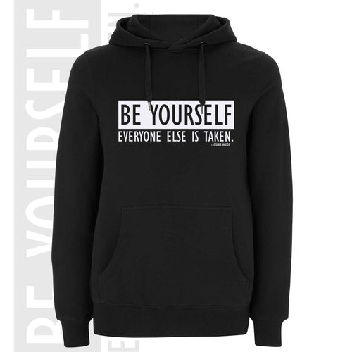 Hoodie BE YOURSELF