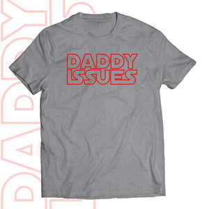 T-shirt DADDY ISSUES