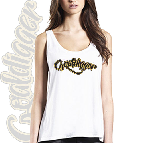 Loose fit tank top Goaldigger