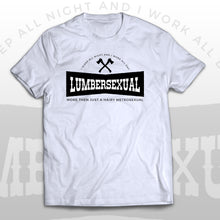 T-shirt Lumbersexual