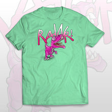 Cute dinosaur T-shirt Scary dino