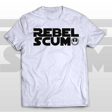 T-shirt REBEL SCUM