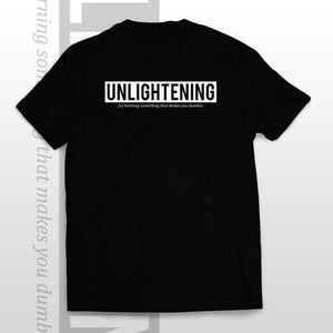 T-shirt UNLIGHTENING