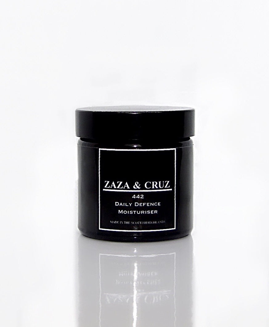 Daily Defence Moisturiser - ZAZA & CRUZ