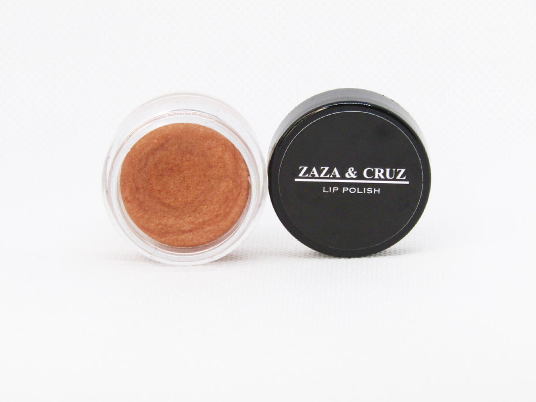 Pink Velvet Lip Polish - ZAZA & CRUZ