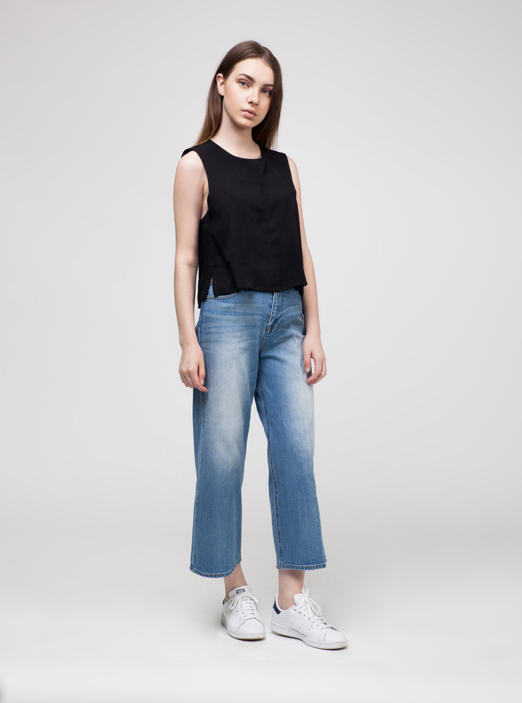 A-Line Sleeveless Top