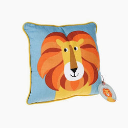 Charlie The Lion Cushion