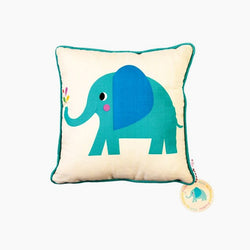 Elvis Elephant Cushion