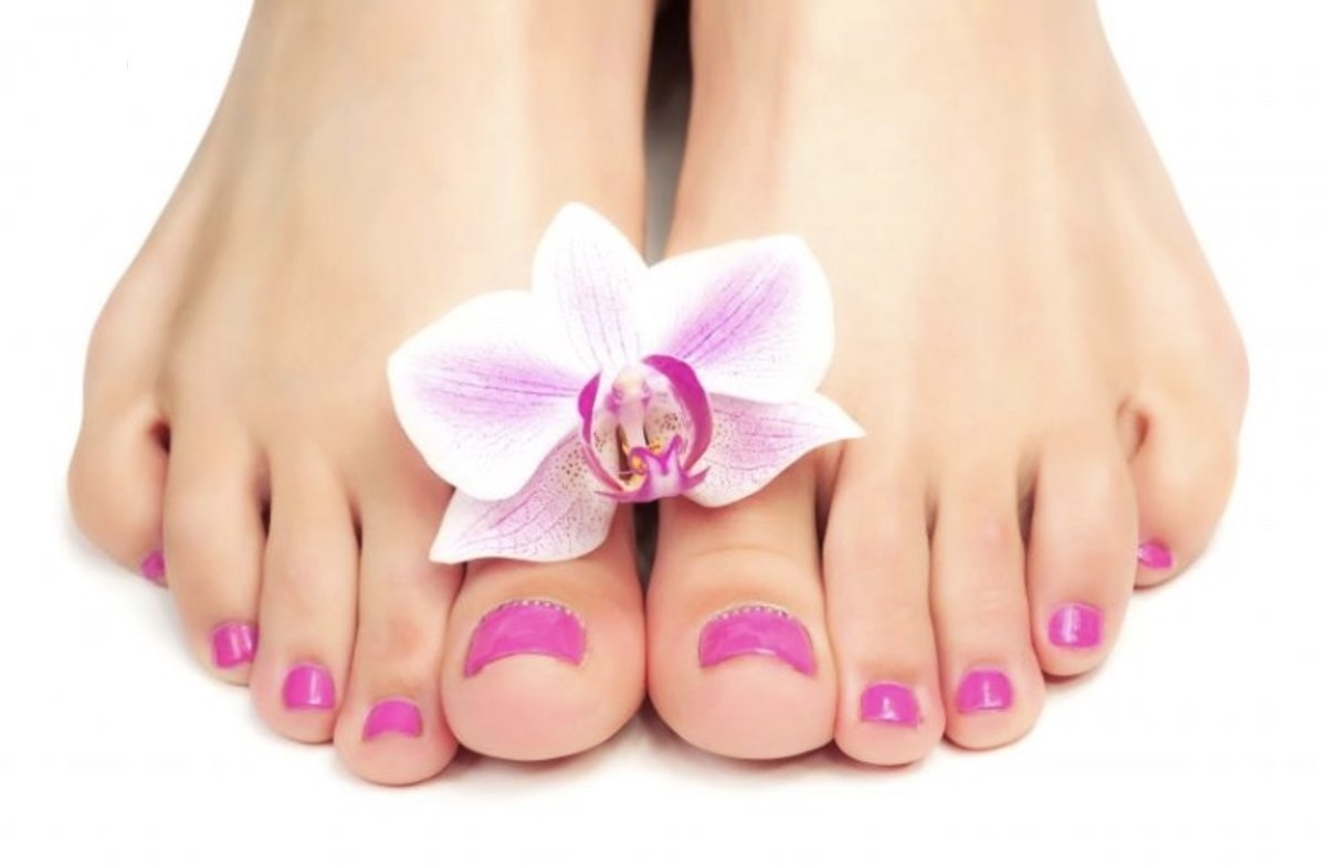 The right foot care for mature skin!