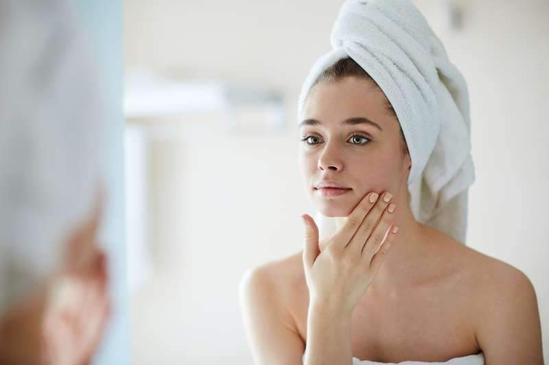 The right care for sensitive skin