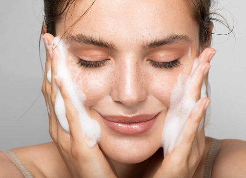 Anti-aging care for combination skin