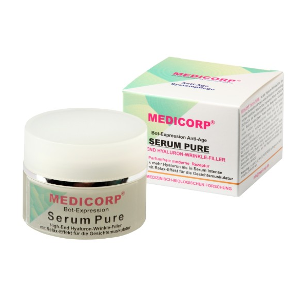 MEDICORP INTENSIVE CARE VIP SET - Beauty-Outlet24