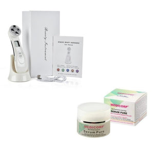 EMS Skincare Device 2-in-1 Set - Beauty-Outlet24