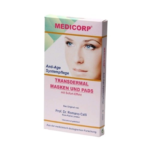 MEDICORP ACTIVATED CARBON FLEECE MASK - Beauty-Outlet24